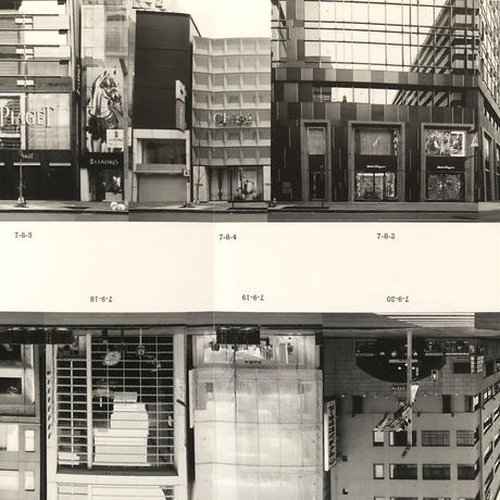 GINZA HACCHO / EVERY BUILDING ON THE GINZA STRIP