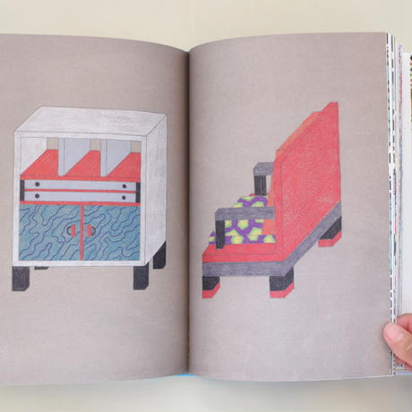 Nathalie du Pasquier - Don't take these drawings seriously