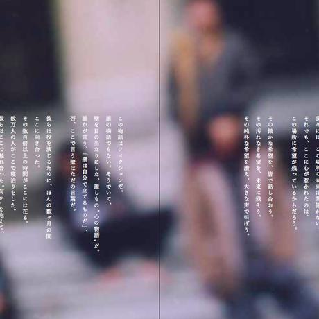 シナリオ付写真集『ワンダーウォール』