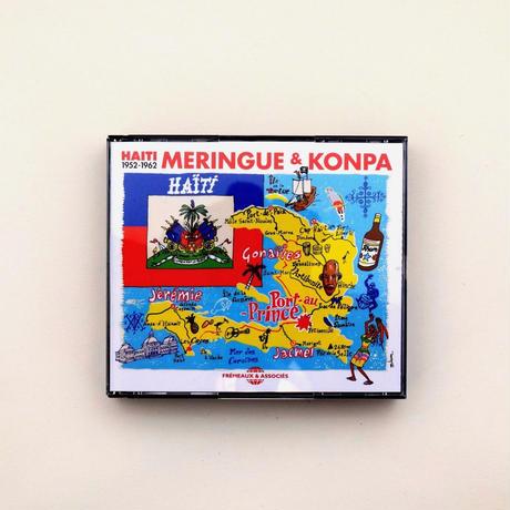HAITI 1952-1962 MERINGUE & KONPA