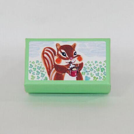 小箱10個セット・ひと休み(ムジ) チョコくるみクッキー