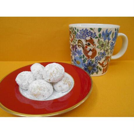 マグカップ・くるみのクッキーセット(クレマチスブルー)