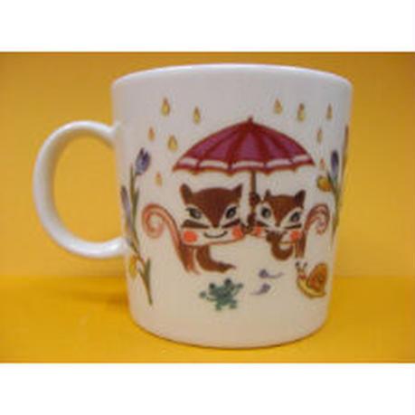 マグカップ(晴れの日も雨の日も)