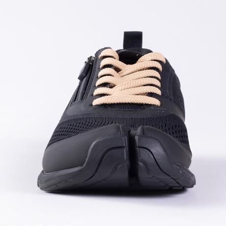 ラフィート 足を科学する足袋シューズ 特別セット(ブラック)