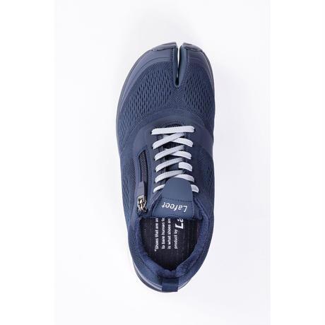 ラフィート 足を科学する足袋シューズ 特別セット(ネイビー)