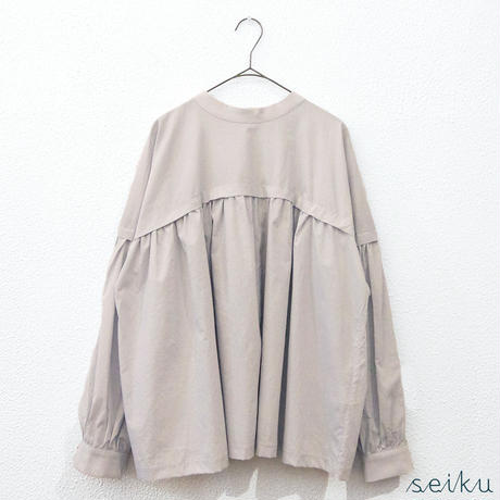 Volume Silhouette Blouse