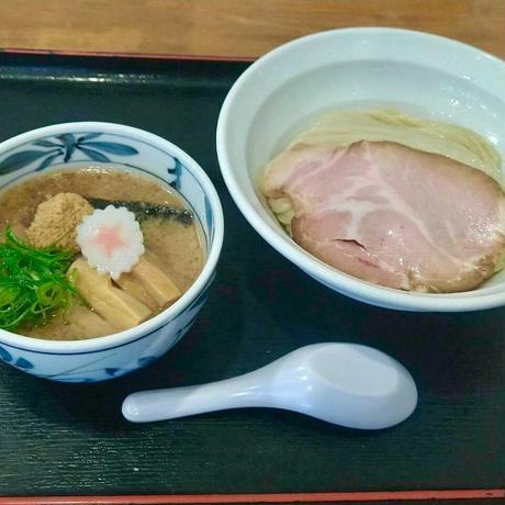 【コラボ商品×冷凍便】麺匠うえ田 魚介豚骨つけ麺