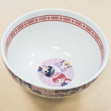 【コラボ商品×冷凍便】グリモアどんぶり付きコラボラーメンセット