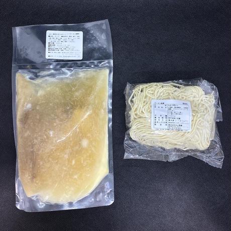 【コラボ商品×冷凍便】ラーメン香華 濃厚鶏白湯らぁめん