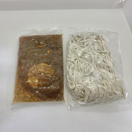 【コラボ商品×冷凍便】ラーメン豚いち  ラーメンセット