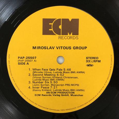 Miroslav Vitous Group-Miroslav Vitous Group