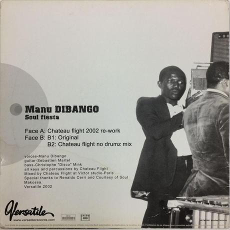 Manu Dibango-Soul fiesta
