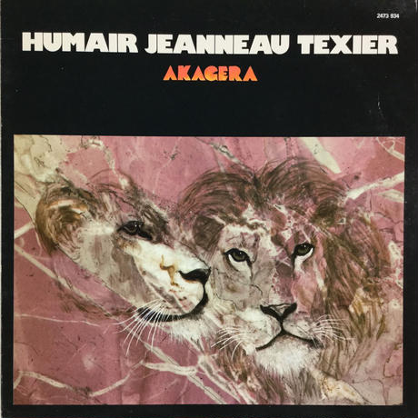 Humair-Jeanneau-Henri Texier-Akagera