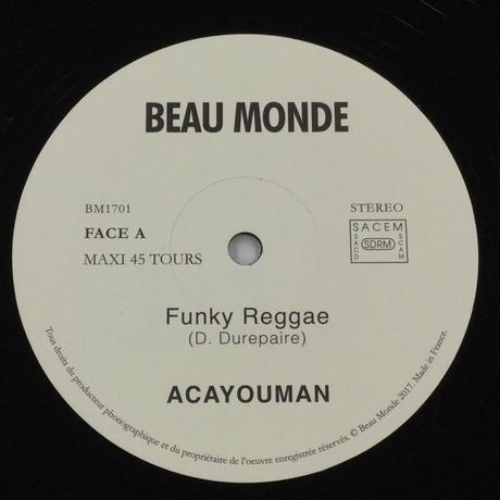 Acayouman-Funky Reggae