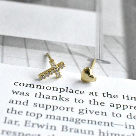 【送料込1500yen】Silver925 earrings #1