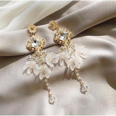 【送料込2900yen】gorgeous earring