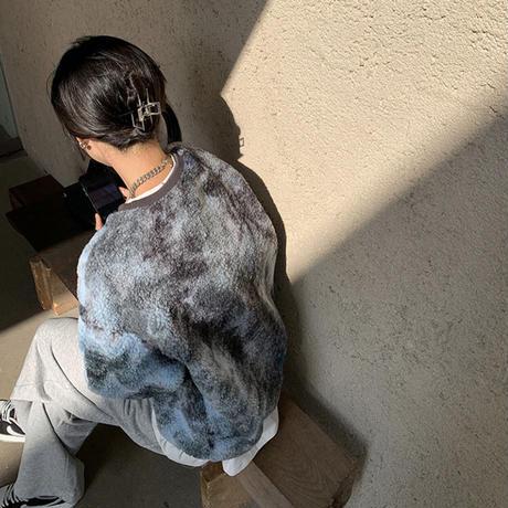 【即納】tie-dye sweat