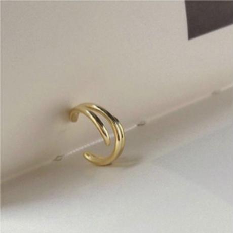【送料込/1500yen】silver925 ear cuff
