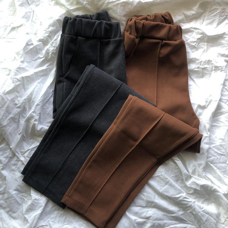 【order only/送料込】center press pants