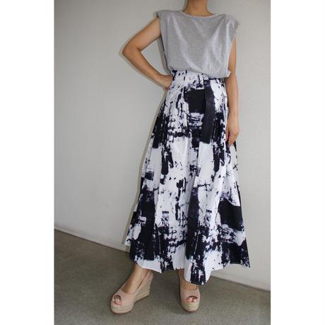 print long skirt