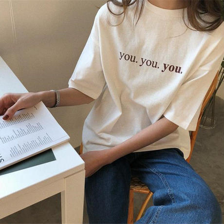you .you.you T shirt