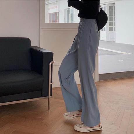 slacks simple pants