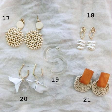 -8/31 1500yen ⇨ ¥1200earrings