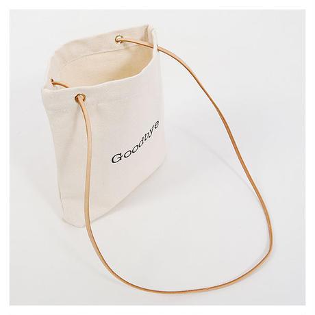 camvas shoulder bag