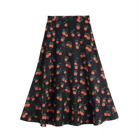 cherryスカート