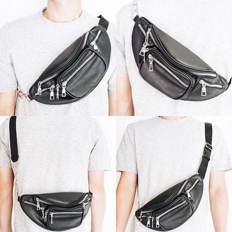 chain body bag