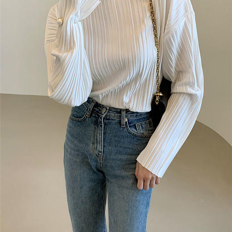 crease simple tops