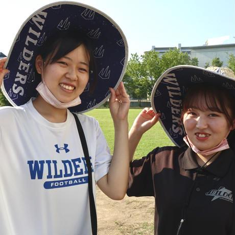 麦わら帽子<WILDERS>  福井県立大学