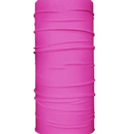 ネックゲーター<ピンク柄>