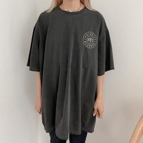 【ゆうパケット◎】NYCオーバーサイズTシャツ 2colors