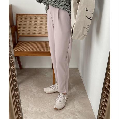 《AMIE original》テーパードpants/beige