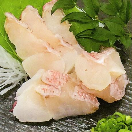 赤魚湯引きフィレ生食用2kg(140~170g/枚)x5