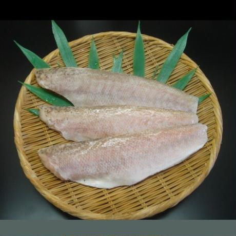 白甘鯛フィレ(白アマダイフィレ)150~200g(鱗取)x10kg(2kg入x5袋)