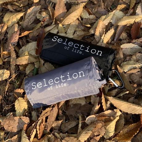 Selection of life. Eco Bag BLACK
