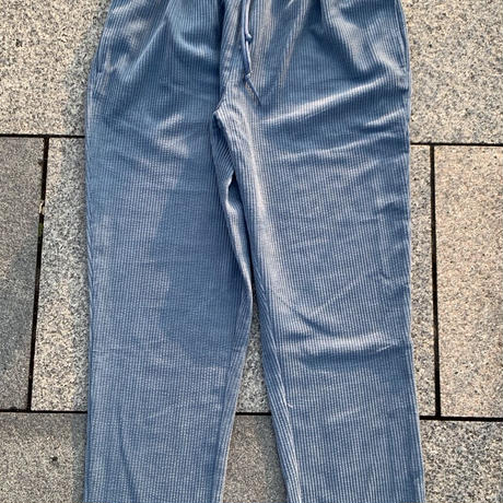 Selection of life. Corduroy Pants BLUE