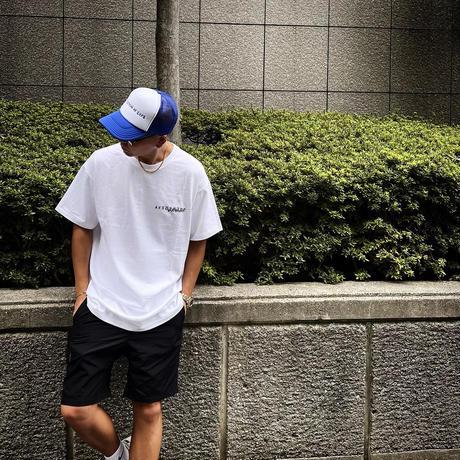 Selection of life. 2nd Brand LOGO Mesh Cap BLUE