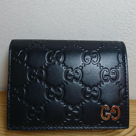 グッチ グッチシマ 2つ折財布