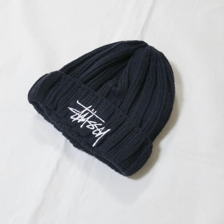 STUSSY knit-cap