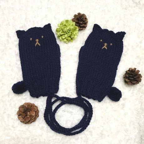 ネコちゃん キッズ手袋