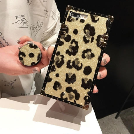 Leopard Soft iPhone Case