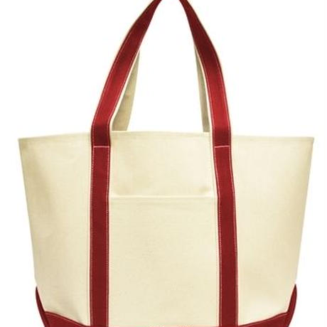 Liberty Bags Cotton Canvas Boat Tote