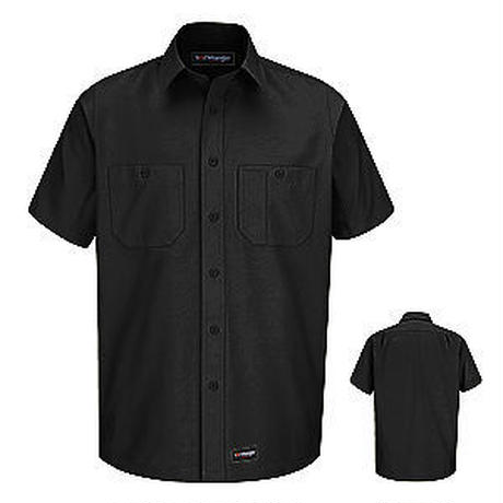 Wrangler Workwear Short Sleeve Workshirt
