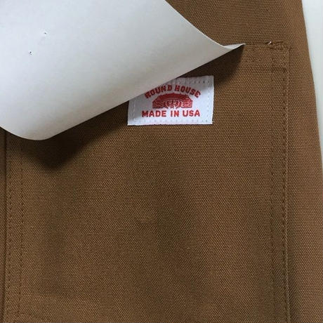 Round House Baker Pants ( Brown Duck )