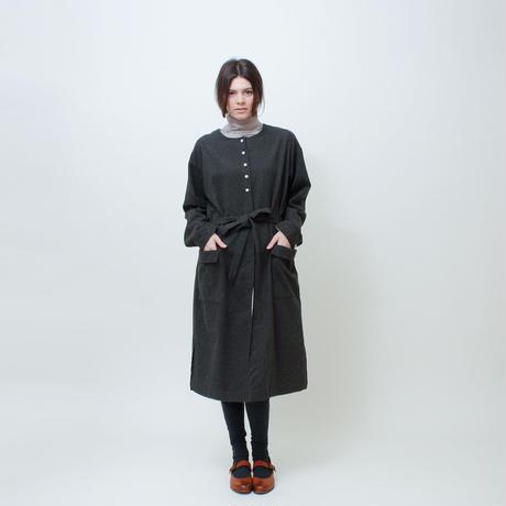 MAGALI コート・ワンピース/チャコール