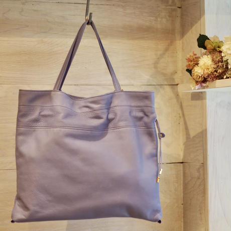 POMTATA  SPAIN TOTE BAG / LlLAC