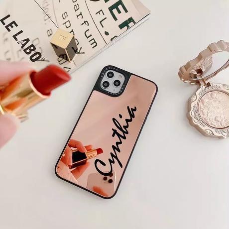 名入れiPhoneケース